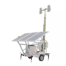 400W Solar Lighting Tower