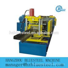 galvanized steel z purlin roll forming machine, purlin forming machine for wholesale