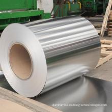 1100 h14 o bobina de aluminio para techos