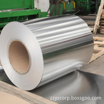 1100 H14 O Aluminum Coil For Roofing