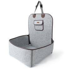 Doglemi 2018 New Design Car Seat Organizer Fashionable Pet Seat Cover Wholesale Car Seat Protector.