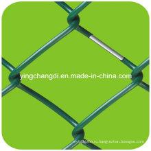 Кольцевая завязка с сеткой из сетки из гальванизированной сетки, оцинкованная цепь