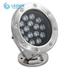 LEDER Installation Of LED Pool Light