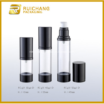 Aluminium Airless Bottle