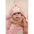 Детское полотенце с капюшоном животных лицо единорога персонализированные подарок до 1 года размер