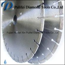 Outils de coupe de pierre Lame de scie diamantée pour béton de marbre granitique