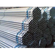 Настроить высококачественную 1,5-дюймовую оцинкованную стальную трубу