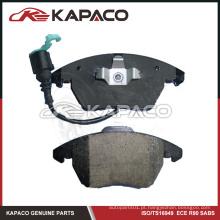 Conjunto de almofadas de freio para JAGUAR D1241 7G91-2K021-BB