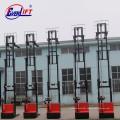 1ton 1.2 ton 1500kg 1.5 ton 2ton 2 m 3 m 4.5m 5m 5.5 m Bias Walkie Electric Stacker with CE Certificate