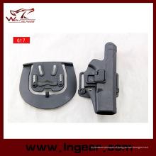 G17 Blackhawk pistola militar cintura tático arma coldre Glock