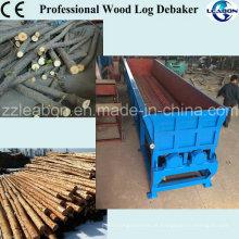 Plantas de papel Usado Debarker madeira Log