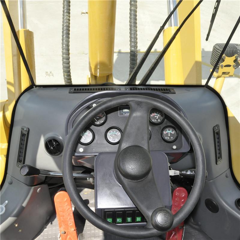 Yn940 Wheel Loader 5