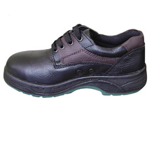 Best Price PU Artificial Leather Rubber Outsole pu Safety shoe manufacturer  protective Shoes