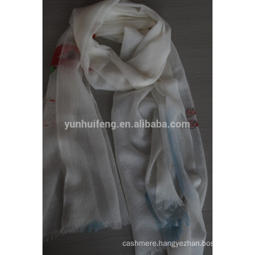 Fashionable Water Soluble Cashmere Scarf