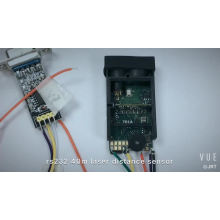 RS232 Laser Distance Sensor Module with Command