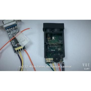 Módulo del telémetro del laser del metro digital del golf del OEM con exactitud de 1m m