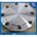 DIN/EN/ANSI B16.5 forged pipe stainless steel flange for oil.gas