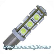 13pcs Ultra Bright 5050SMD BA9S привели лодке лампы