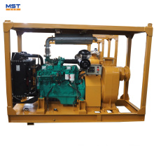 Bomba de autocebado de nuevos productos con generador de motor diesel