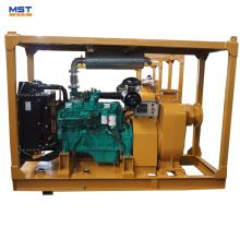 Bomba auto-aspirante de novos produtos com gerador a diesel
