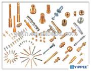 CNC Hardware precision part metal used ab rocket parts