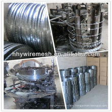 manufacturer Galvanized razor wire SUS304 safety concertina razor wire