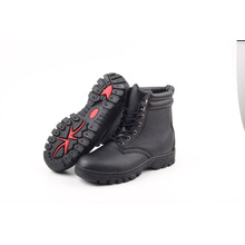 Safety Army Boot with Rubber Outsole (SN5133)