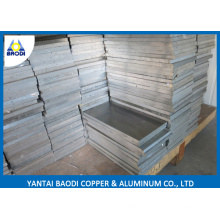 Custom Cut Aluminum Metal, Aluminum Sheet, Aluminum Part From China for Auto Part, Mold