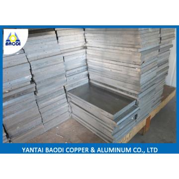 Custom Cut Aluminium Metall, Aluminium Blech, Aluminium Teil aus China für Auto Teil, Schimmel