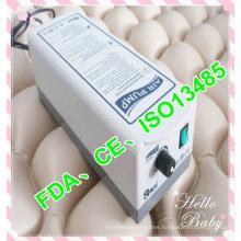 Taiwan medical PVC anti decubitus ribble air mattress with FDA CE ISO13485 Certificate