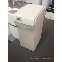 Adoucisseur d'eau automatique unique de Cabinet de 3500L / H