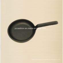 Preseasoned Cast Iron Mini Frypan