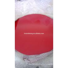 Алюминиевые круги для дна Нержавеющая посуда тарелки 0.5-6.0 мм