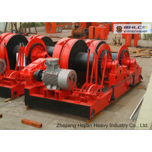 Double Drum Tractors and Winches
