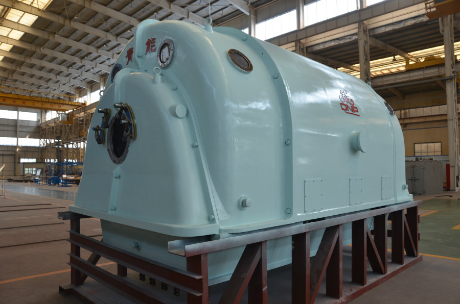 Steam Turbine Generator (25)