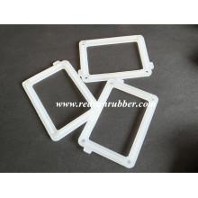 Junta de silicone quadrada resistente ao calor