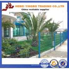 Barrière en acier ornementale durable de vente chaude de barrière en acier-010