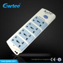 Tomacorriente eléctrica eléctrica de pared para el consumidor