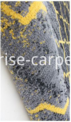machine made carpet with beautiful coloration