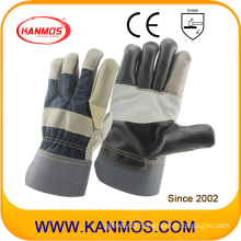 Sale Furniture Leather Work Industrial Safety Gloves (310014)