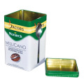 Rectangle Coffee Canister/Chocolate Tin Box/ Mint Tin Box