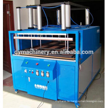 Industrielles Duvet-Vakuumluftkissen-Ballenkompressor-Kissenverpackungsmaschine