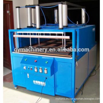 Máquina de embalaje de la almohadilla de la fibra de aire de la compresa del vacío