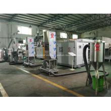 Máquina de reciclaje de plástico PE Granulator Machine