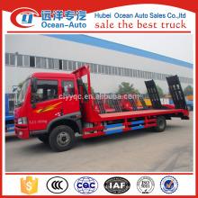 FEW 4 * 2 plataforma elevadora de tijera montada sobre camión