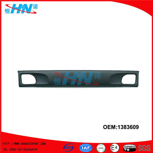 Upper Front Panel 1383609 Scania Truck Parts For Sale