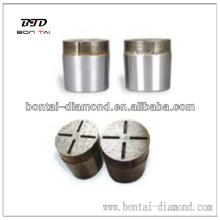 Tapones de diamante para piedra