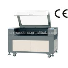 Máquina de corte do laser acrílico de madeira de 30mm China 100W JK1390