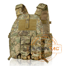 Plate Carrier 1000D Waterproof Nylon Military Molle Tactical Vest