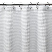 Rideau de douche en polyester de salle de bains d'hôtel (WSSC-2016004)